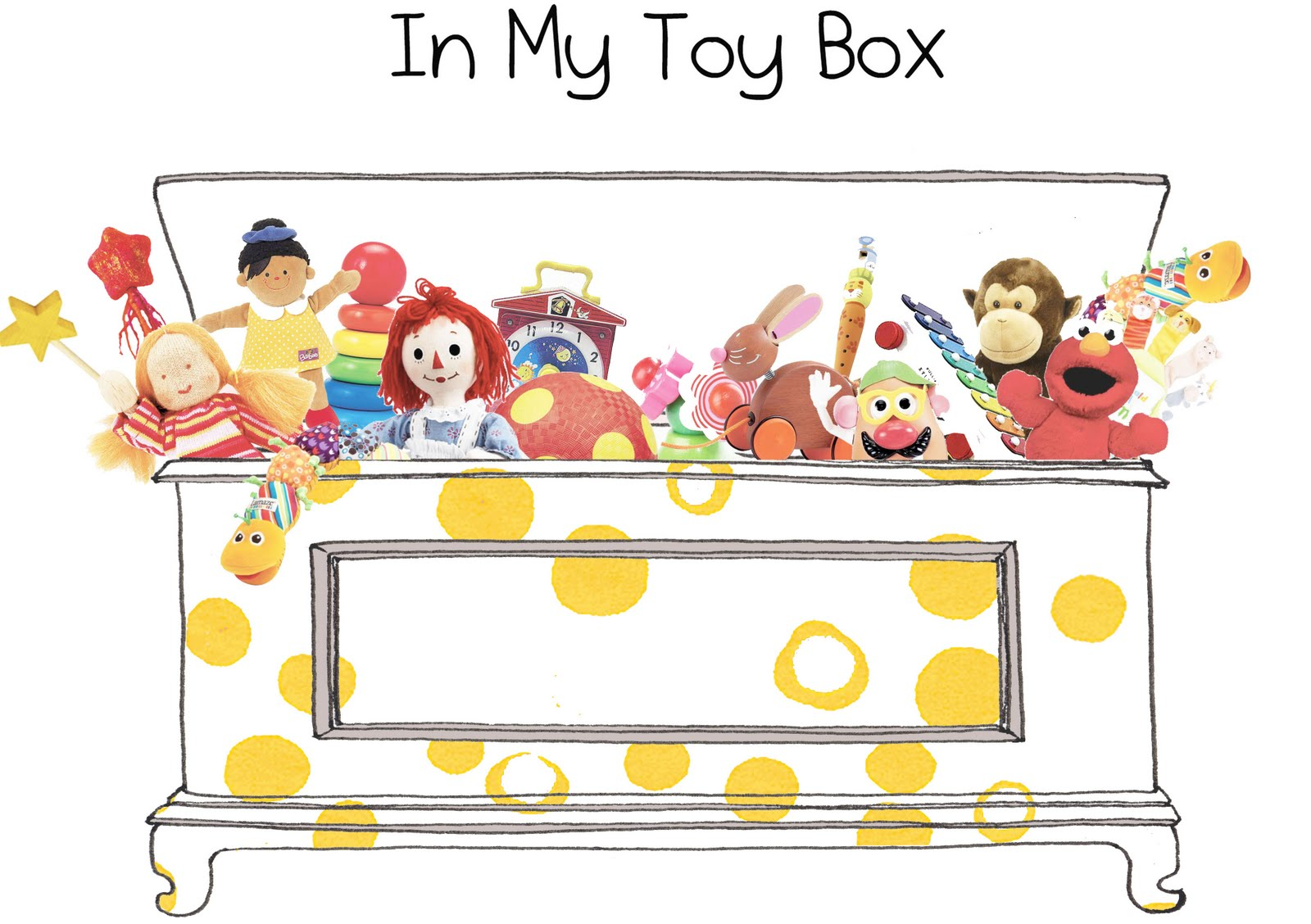 Diaper style memoirs in my toy box