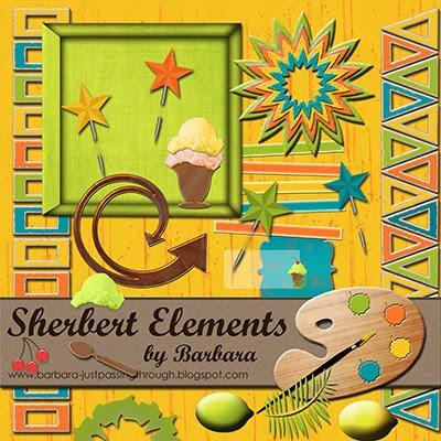 Sherbert Elements