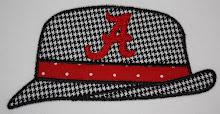 AC Houndstooth hat