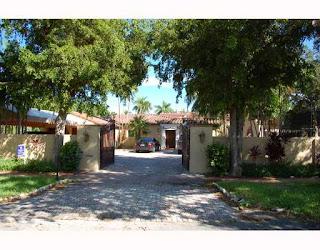Miami Beach real estate auction of luxury Miami home