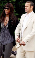 Naomi Campbell and billionaire boyfriend, Vladislav Doronin