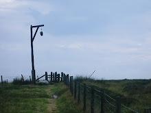 Winters Gibbet in Elsdon Northumberland