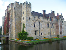 Hever Castle in East Sussex