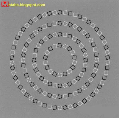 الخداع البصري-الخدع البصرية - منتهى-الخداع البصري في الرسم