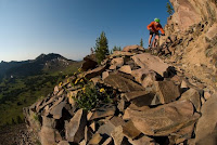 Gallatin Crest Mountain Biking Trail