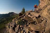 Gallatin Crest Mountain Biking Trail