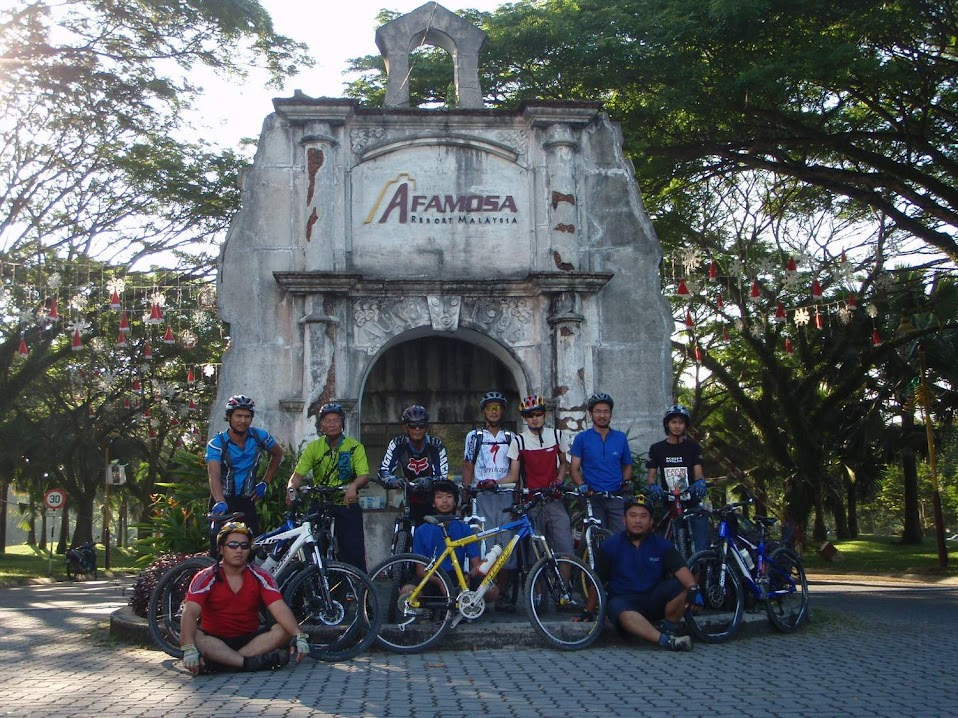 3rd atok.mtb Family Ride