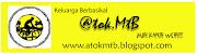 Stiker ATOK.MTB