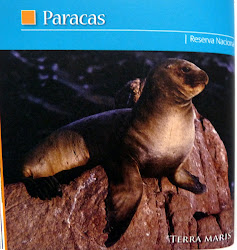 "Reserva Nacional. National Reserve ""Paracas""."