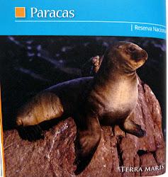 """Reserva Nacional. National Reserve """"Paracas""""."""