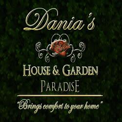 Dania's House & Garden Paradise