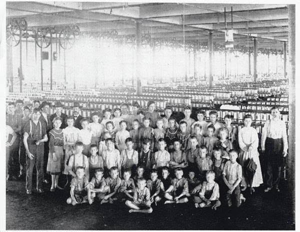 thesis statement child labor industrial revolution Child labor in the 1800's child labor when america's industrial revolution came into thesis statement: child labor nowadays is considered to be a social.