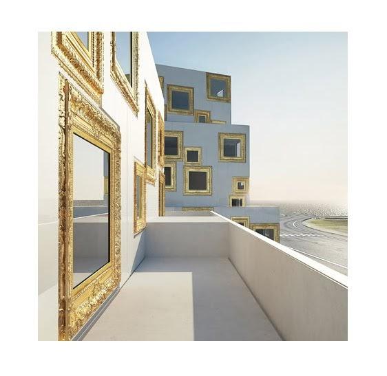 Architettura take away finestre o specchi - Finestre a specchio ...