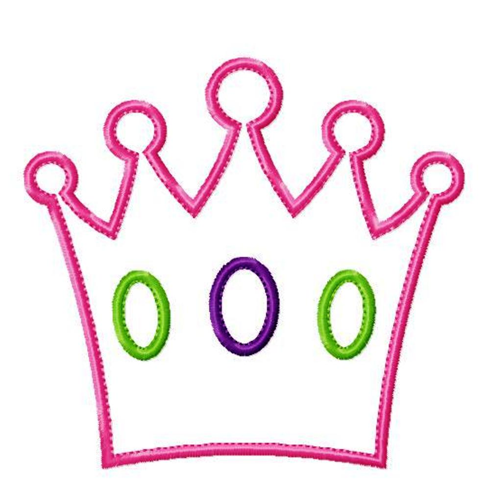 Princess Crown Templates For Children