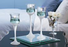 Voltive or tealight glasses