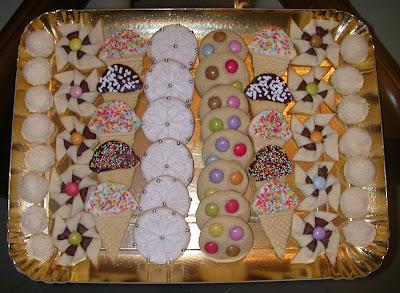 Nuvole Di Panna Biscotti Per Le Feste Dei Bambini