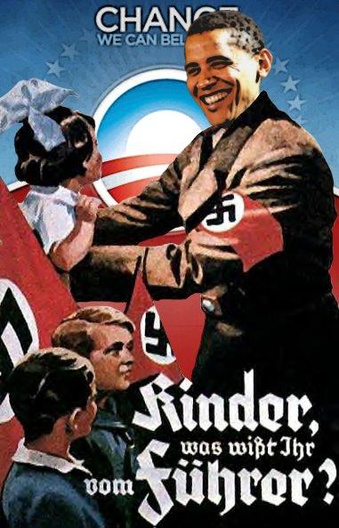 Obama Satanic Youth