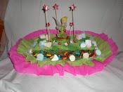 CAMPANITA torta cumple luli