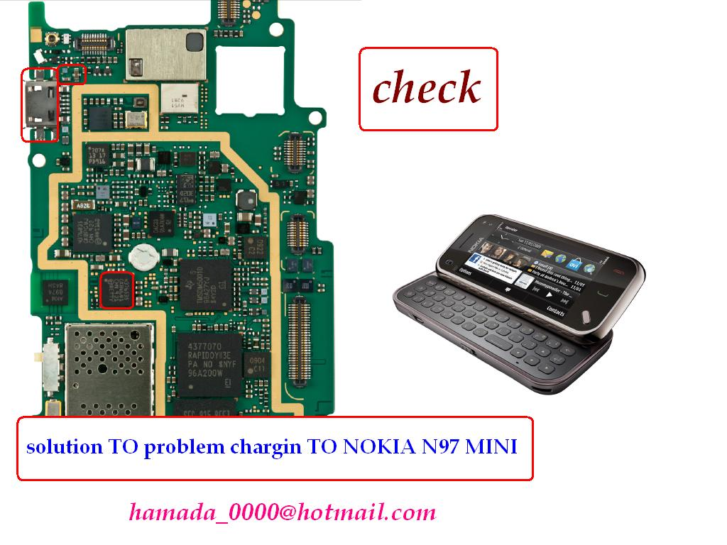 All About Mobile Phone  Nokia N97 Mini Charging Solution