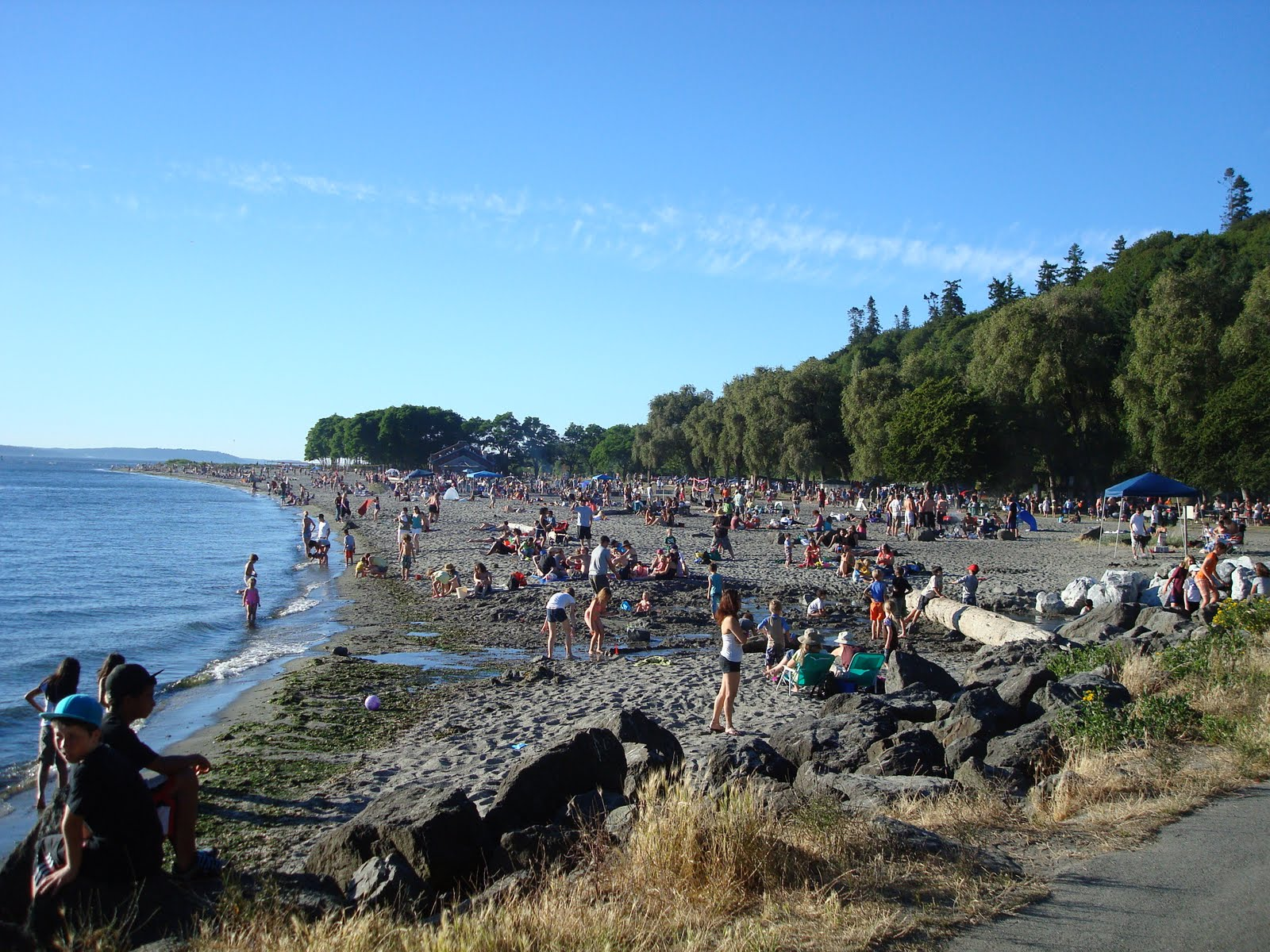 Things To Do In Seattle Golden Gardens Park Free