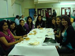 SAGC 2007 Dinner!
