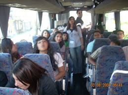SAGC Bus tour