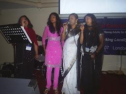 Worship Divas!