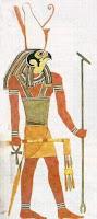 """Rihanna performing ""Cockiness"" at iHeartRadio festival"": Mega ritual de culto a Horus Horus"