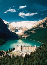 Chateau Lake Louise Alberta Canada