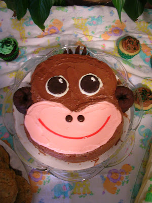 Monkey Cake
