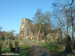 St Leonards Church, Walton le Dale