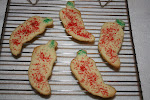 Chili Pepper Cookies!!