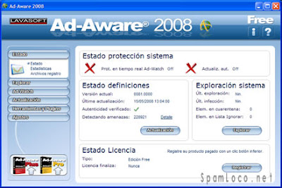 Ad-Aware 2008 Free disponible
