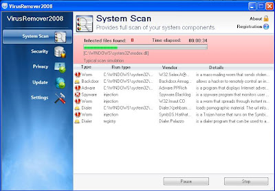 Virusremover 2008