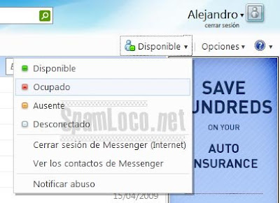 Truco: Chatear desde Hotmail (espectacular) Messenger-hotmail-2