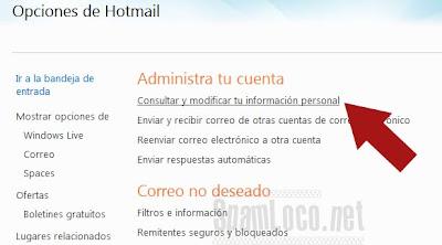 Cambiar la contraseña de Hotmail Cambiar-contrase%C3%B1a-hotmail2