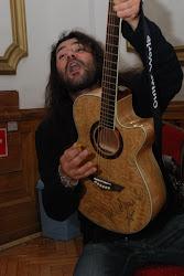 Franco Campanella i moja gitara