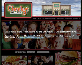 cheekys bar and grill, blog, pub, jean-julien Guyot, infopub.blogspot.com, ipub.ca.cx