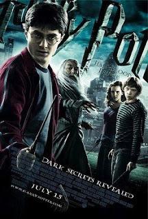 harry Harry Potter e o Enigma do Príncipe (Half Blood Prince)