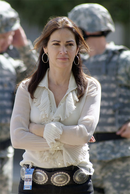 wives army Kim delaney