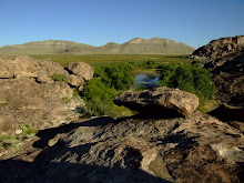 HUECO TANKS (El Paso- Texas, EE.UU)