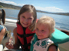 Waterskiing fun
