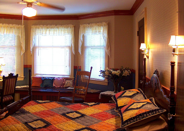 Sunny Sweet Bedroom