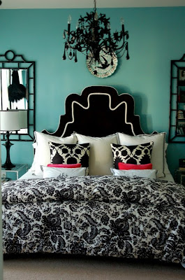from bali with love beautiful turquoise bedroom from bali with love