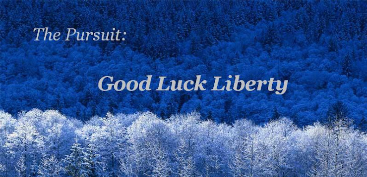 The Pursuit: Good Luck Liberty