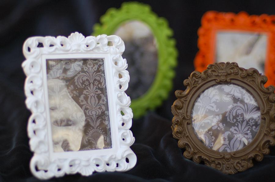 Tradewind Tiaras: Bargain Find: Elegant Miniature Frames