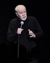 American Comedian George Carlin