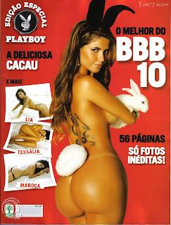 Playboy Brasil - 06 2010 (O Melhor do BBB10)