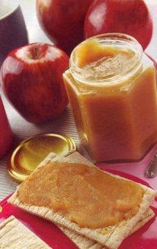 Mermelada de Manzanas y Mandarinas sin Azúcar