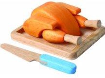 Trocear un Pollo Entero